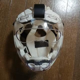 ミズノ(MIZUNO)のミズノ空手メンホー6・Sサイズ(相撲/武道)