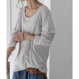 アンティカ(antiqua)のantiqua(アンティカ)ロンT(Tシャツ(長袖/七分))