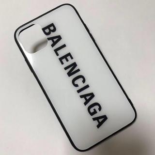 バレンシアガ(Balenciaga)のiPhone11ケース 値下げしました(iPhoneケース)