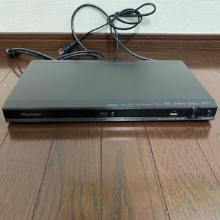 パイオニア(Pioneer)のPioneer パイオニア ブルーレイ DVDプレーヤー 美品(DVDプレーヤー)