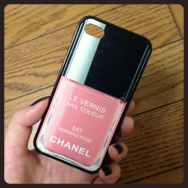 CHANEL iPhoneケースの通販 by nyonmaaai's shop|ラクマ