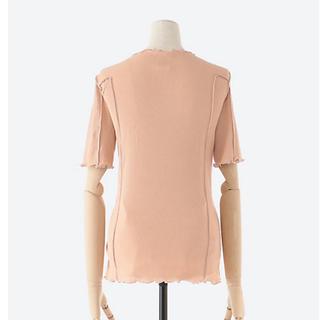 エディットフォールル(EDIT.FOR LULU)のBaserange ♥︎ OMATO 3/4 cotton RIB 新品(Tシャツ(半袖/袖なし))