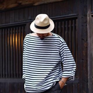 コモリ(COMOLI)の ウティ バスクシャツ サイズ1 outil(Tシャツ/カットソー(七分/長袖))