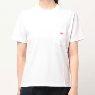 ダントン(DANTON)のダントン Tシャツ ホワイト(Tシャツ(半袖/袖なし))
