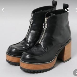 ジーナシス(JEANASIS)のJEANASIS(ブーツ)