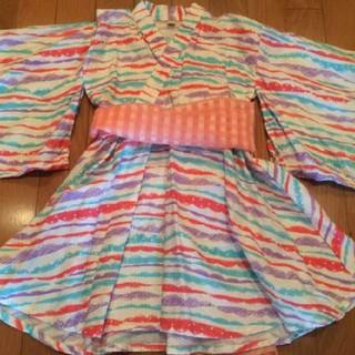 エフオーキッズ(F.O.KIDS)のOcean & Ground 浴衣(甚平/浴衣)