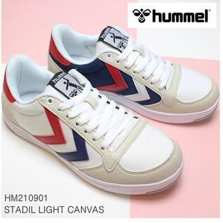 ヒュンメル(hummel)のヒュンメル HUMMEL 210901 スタディール ライトキャンバス(スニーカー)