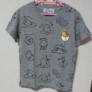 サンリオ(サンリオ)のぐでたまTシャツ サイズ110(Tシャツ/カットソー)
