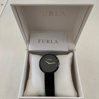 フルラ(Furla)のFURLA 腕時計 フルラ 黒(腕時計)