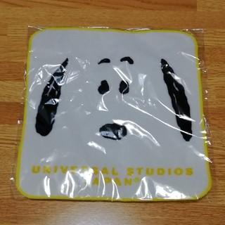 ユニバーサルスタジオジャパン(USJ)のUSJ スヌーピー タオルハンカチ 非売品(ハンカチ)