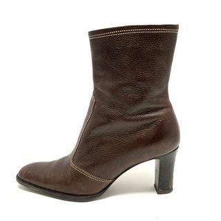 ラルフローレン(Ralph Lauren)のラルフローレン ショートブーツ 5 1/2 C -(ブーツ)