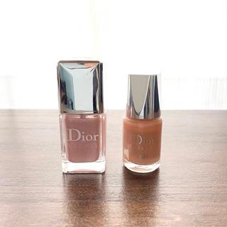Dior - Dior ネイル2本セット