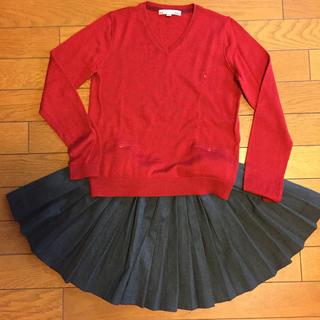 ボンポワン(Bonpoint)のボンポワン  セータースカートセット 10歳(その他)
