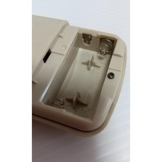 SHARP(シャープ)の・1340 A600JB エアコンリモコン SHARP スマホ/家電/カメラの冷暖房/空調(その他)の商品写真
