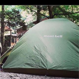 モンベル(mont bell)のレラドーム  4型(テント/タープ)