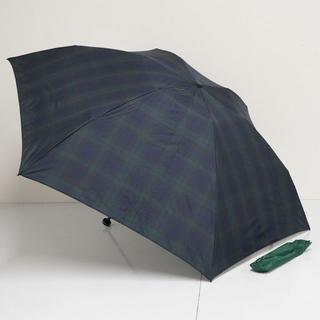 マッキントッシュフィロソフィー(MACKINTOSH PHILOSOPHY)のマッキントッシュフィロソフィー 折傘 USED美品 バーブレラ 軽量 55cm(傘)
