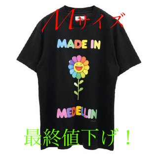 J Balvin x Takashi Murakami Tシャツ 村上隆(Tシャツ/カットソー(半袖/袖なし))