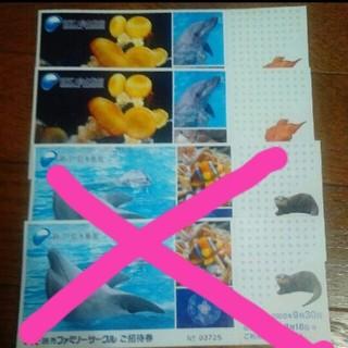 ディズニー(Disney)の新江ノ島水族館チケット2枚(水族館)