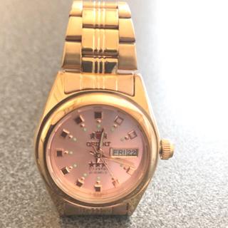 オリエント(ORIENT)のオリエントスターカット 腕時計(腕時計)