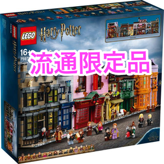 【新品】レゴ (LEGO) ハリー・ポッター ダイアゴン横丁™ 75978(模型/プラモデル)