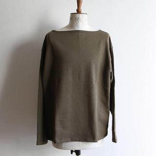 コモリ(COMOLI)のOUTIL【 unisex 】tricot aast(Tシャツ/カットソー(七分/長袖))