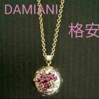 ダミアーニ(Damiani)の極美品 51万円  ダミアーニ ダイヤ ネックレス(ネックレス)
