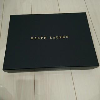 ラルフローレン(Ralph Lauren)のRALPH LAUREN空き箱❗❗(小物入れ)