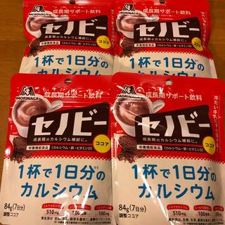 モリナガセイカ(森永製菓)の☆ セノビー 84b×4袋 ☆(その他)