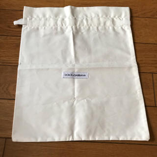 ドルチェアンドガッバーナ(DOLCE&GABBANA)のドルチェアンドガッバーナ 布袋(ショップ袋)