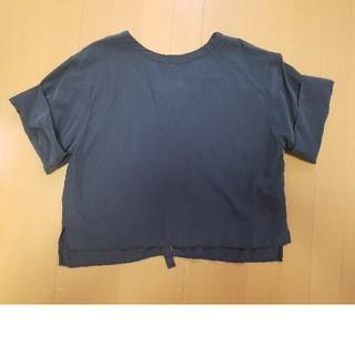ジーナシス(JEANASIS)のジーナシス ダークグレー(Tシャツ(半袖/袖なし))