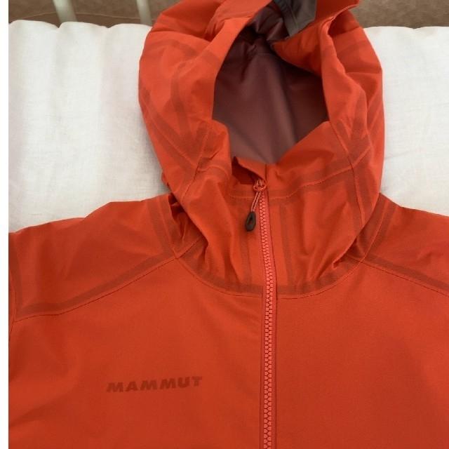 Mammut(マムート)のMammut Masao Light  Hooded Jacket スポーツ/アウトドアのアウトドア(登山用品)の商品写真