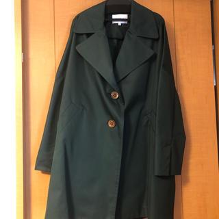 エンフォルド(ENFOLD)のエンフォルド  シャンブレーギャバコクーンコート(テーラードジャケット)