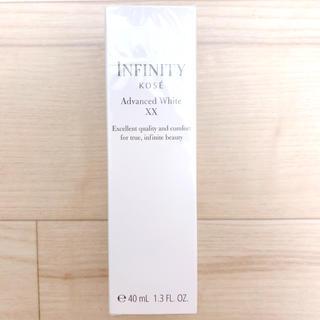 インフィニティ(Infinity)のインフィニティ アドバンスト ホワイト XX〈美白美容液〉(美容液)