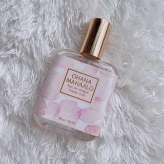 今週まで【OHANA MAHAALO】香水(香水(女性用))