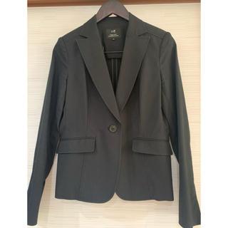 ニジュウサンク(23区)の23区 スーツ ジャケット 黒(スーツ)