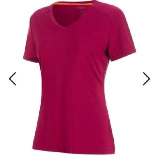 マムート(Mammut)のAlvra T-Shirt Women(登山用品)