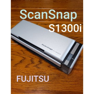 富士通 - 【ラクマ特価】 ScanSnap S1300i スキャナー両面