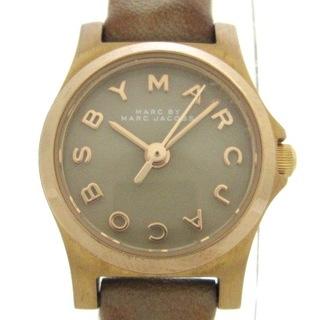 マークバイマークジェイコブス(MARC BY MARC JACOBS)のマークジェイコブス 腕時計 - MBM1239(腕時計)