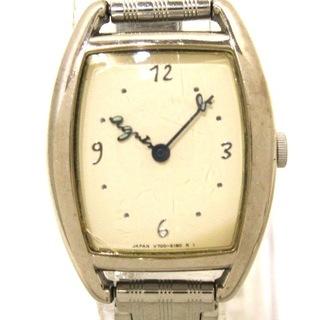 アニエスベー(agnes b.)のアニエスベー 腕時計 V700-5110 レディース(腕時計)
