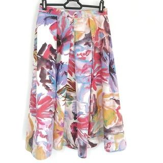 GRACE CONTINENTAL - ダイアグラム スカート サイズ36 S美品