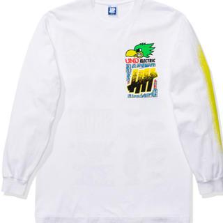 アンディフィーテッド(UNDEFEATED)のUNDEFEATED MOTO L/S TEE (Tシャツ/カットソー(七分/長袖))