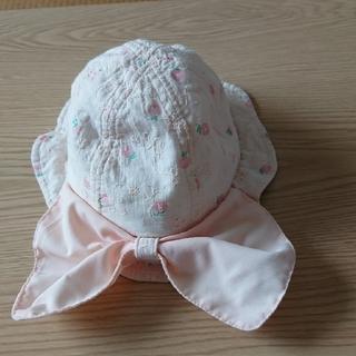 アカチャンホンポ(アカチャンホンポ)の帽子  46センチ(帽子)