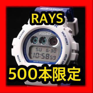 ジーショック(G-SHOCK)の新品 RAYS CASIO G-SHOCK DW-6900FS 2017年限定(腕時計(デジタル))