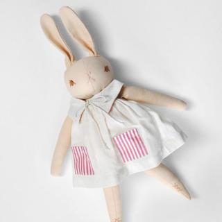 キャラメルベビー&チャイルド(Caramel baby&child )のpolka dot club medium rabbit 新品(ぬいぐるみ/人形)