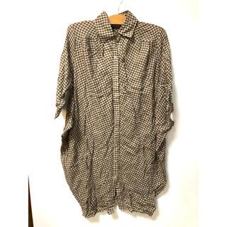 アンティカ(antiqua)のアンティカ ロングシャツ(Tシャツ(長袖/七分))