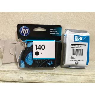 ヒューレットパッカード(HP)のhp140 純正カートリッジ 黒(その他)