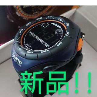 スント(SUUNTO)の本日値下げ★新品!レアカラー!スント ベクター ディープ ブルー SUUNTO (腕時計(デジタル))