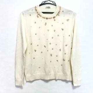 ミュウミュウ(miumiu)のミュウミュウ 長袖セーター レディース -(ニット/セーター)