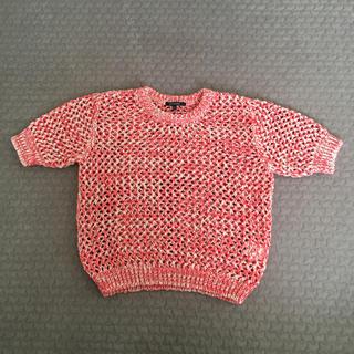 マカフィー(MACPHEE)のMACPHEE  トップス(カットソー(半袖/袖なし))