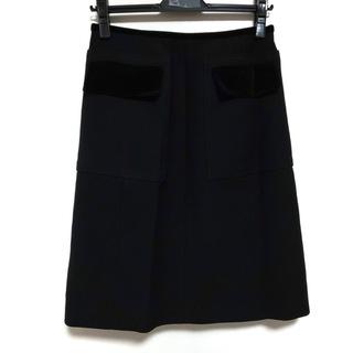 グッチ(Gucci)のグッチ スカート サイズ38 S レディース 黒(その他)